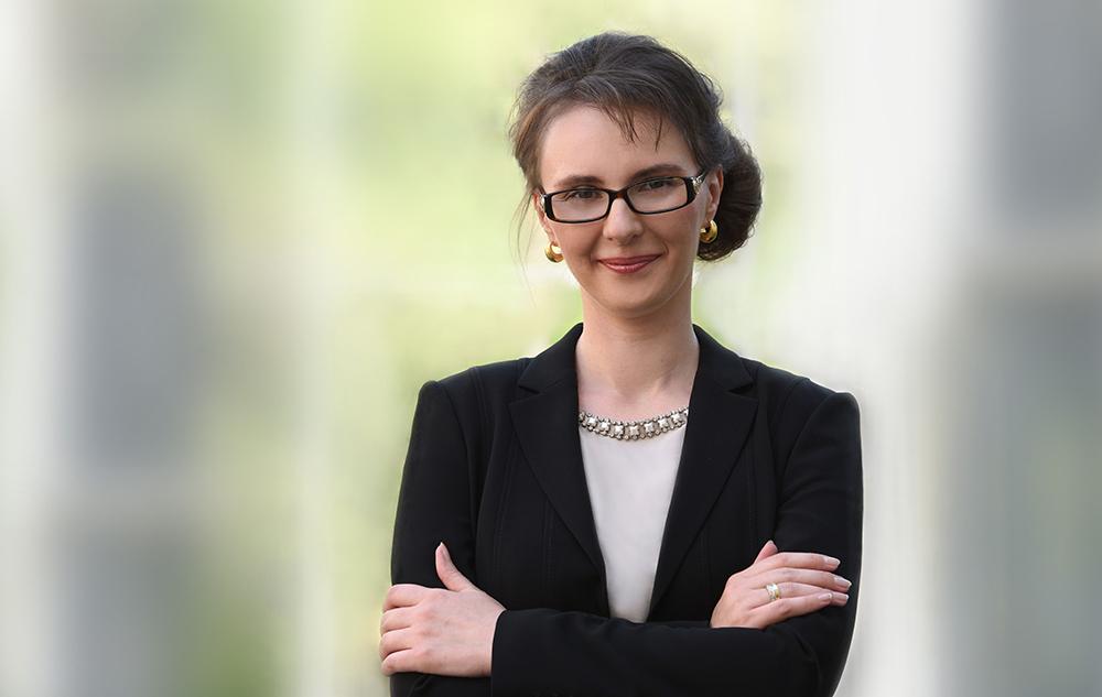 Rechtsanwältin Dr. Yvonne Haidl